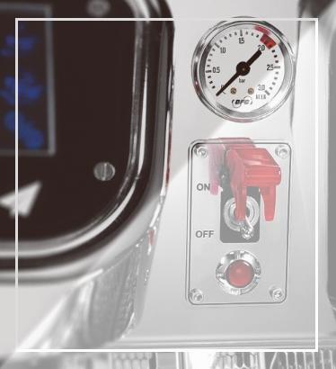 BFC Aviator Espresso Machine